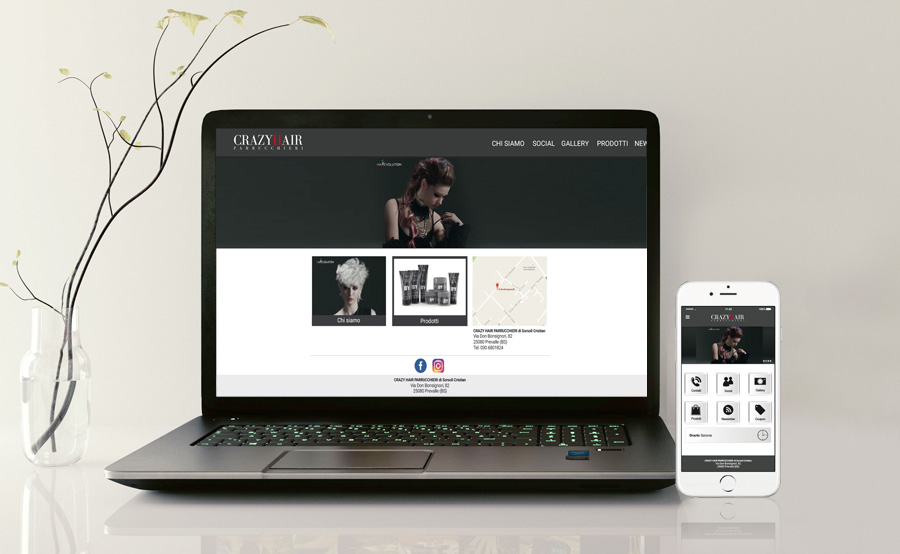 Sito responsive + web app Image PRM