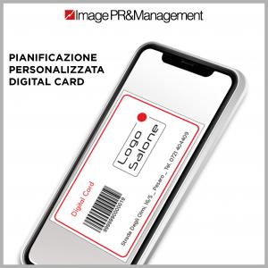 pianificazione personalizzata digital card